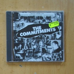 VARIOS - THE COMMITMENTS - CD
