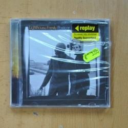 LIGHTHOUSE FAMILY - POSTCARD - CD