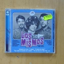 LOS MISMOS - SUS PRIMEROS AÑOS EN BELTER - 2 CD