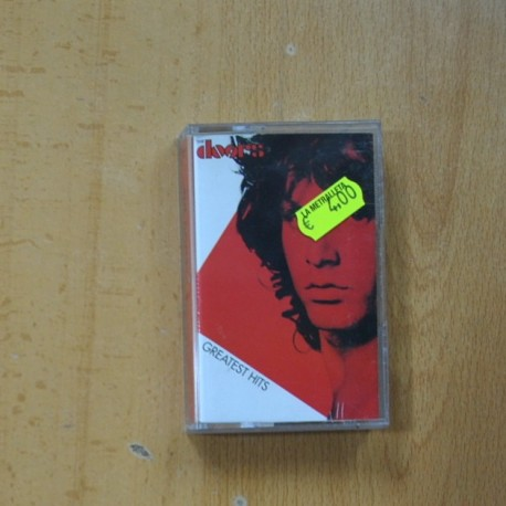 THE DOORS - GREATEST HITS - CASSETTE