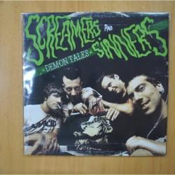 SCREAMERS AND SINNERS - DEMON TALES - LP