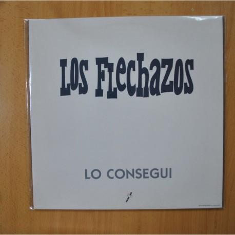 LOS FLECHAZOS - LO CONSEGUI - MAXI