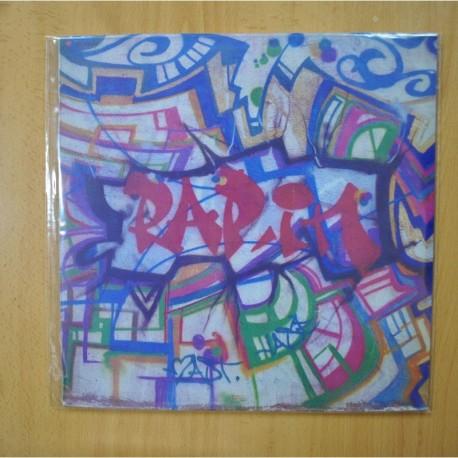 VARIOS - RAP IN - 2 LP