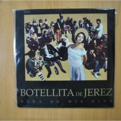 JOSE MENESE - VENGO A CANTAR MIS PESARES - LP