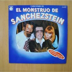 EL MONSTRUO DE SANCHEZSTEIN - CANCIONES - LP