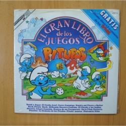 VARIOS - EL GRAN LIBRO DE LOS JUEGOS - LP