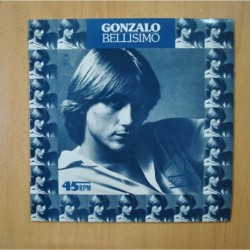 GONZALO - BELLISIMO - CONTIENE HOJAS PRENSA - MAXI
