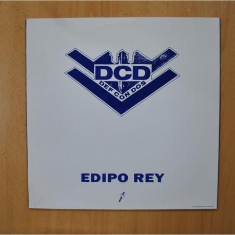 DEF CON DOS - EDIPO REY - MAXI