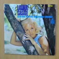 LAURA CASALE - ISLA DE AMOR + 3 - EP