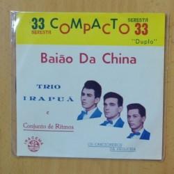 TRIO IRAPUA - BAIAO DA CHINA - EP