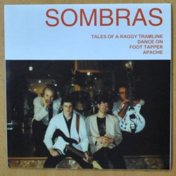 SOMBRAS - TALES OF A RAGGY TRAMLINE + 3 - EP