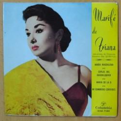 MARIFE DE TRIANA - MARIA MAGDALENA - + 3 - EP