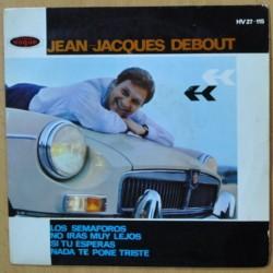 JEAN JACQUES DEBOUT - LOS SEMAFOROS + 3 - EP