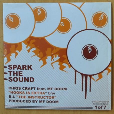 VARIOS - SPARK THE SOUND - EP