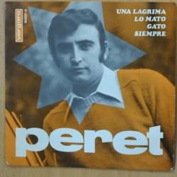 PERET - UNA LAGRIMA + 3 - EP