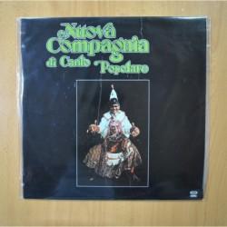 NUOVA COMPAGNIA DI CANTO POPOLARE - LP