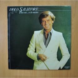 PAOLO SALVATORE - PARA MI... ES LA MUSICA - LP