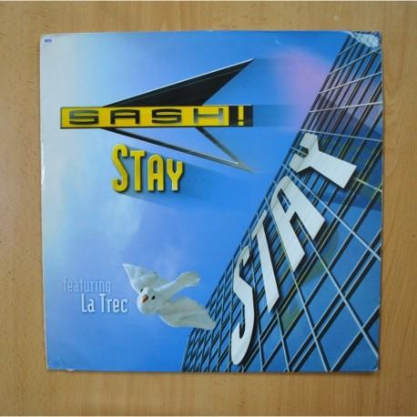 SASH / LA TREC - STAY - MAXI