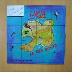 LUCIA - LA ISLA BONITA - LP