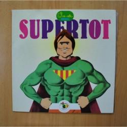 VARIOS - SUPERTOT - GATEFOLD - LP