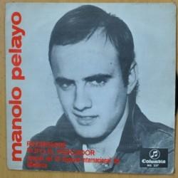 MANOLO PELAYO - REGRESARE - SINGLE