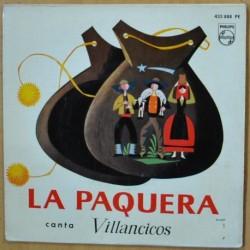 LA PAQUERA - VILLANCICOS - EP