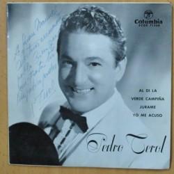 PEDRO TEROL - AL DI LA + 3 - EP