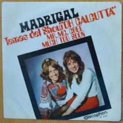 MADRIGAL - MR. MC. CREE - SINGLE