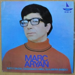 MARC ARYAN - KATY + 3 - EP