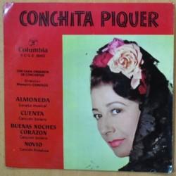 CONCHITA PIQUER - ALMONEDA + 3 - EP