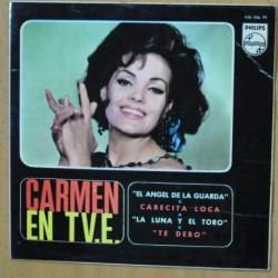 CARMEN SEVILLA - EL ANGEL DE LA GUARDA + 3 - EP