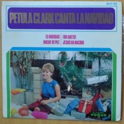 PETULA CLARK - ES NAVIDAD + 3 - EP