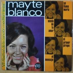 MAYTE BLANCO - SE LLAMA MARIA + 3 - EP