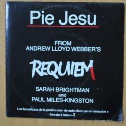 ANDREW LLOYD WEBBER - PIE JESU - SINGLE