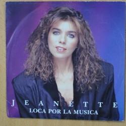 JEANETTE - LOCA POR LA MUSICA - SINGLE