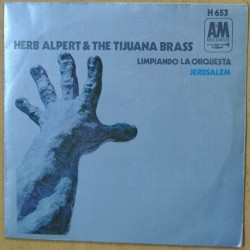 HERB ALPERT & THE TIJUANA BRASS - LIMPIANDO LA ORQUESTA - SINGLE