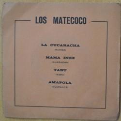 LOS MATECOCO - LA CUCARACHA + 3 - EP