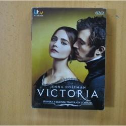 VICTORIA - PRIMERA Y SEGUNDA TEMPORADA - 6 DVD