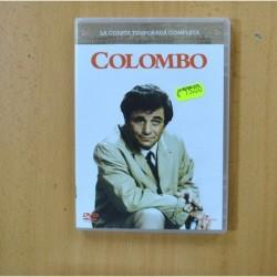 COLOMBO - CUARTA TEMPORADA - DVD