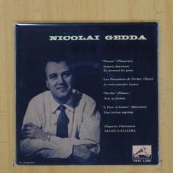 NICOLAI GEDDA - MANON + 3 - EP