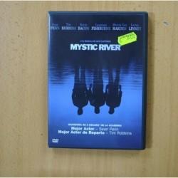 MYSTIC RIVER - DVD