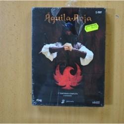 AGUILA ROJA - PRIMERA TEMPORADA - DVD