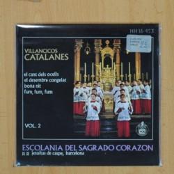 ESCOLANIA DEL SAGRADO CORAZON - EL CANT DELS OCELLS + 3 - EP