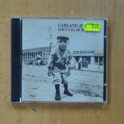 GARLAND JEFFREYS - DON`T CALLE ME BUCKWHEAT - CD