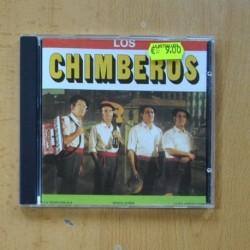 LOS CHIMBEROS - LOS CHIMBEROS - CD