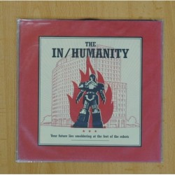 THE IN / HUMANITY - MODERN HATE VIBE + 3 - EP