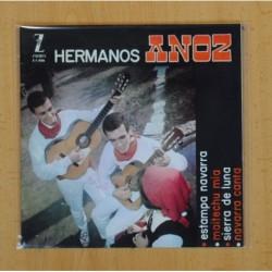 HERMANOS ANOZ - ESTAMPA NAVARRA + 3 - EP