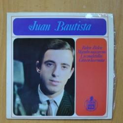 JUAN BAUTISTA - BELEN BELEN / MAMBO MACARENO / LAS MALETILLAS / CITA EN LA ERMINTA - EP