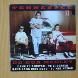 TENESSEE - DAME TU AMISTAD / TE VI CORRER / RAMA LAMA DING DONG / TU MAL HUMOR - EP