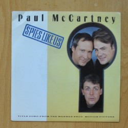 PAUL McCARTNEY & MICHAEL JACKSON - SAY SAY SAY / OBE TO A KOALA BEAR - SINGLE